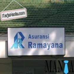 Lowongan Kerja PT Asuransi Ramayana Tbk