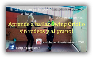 clases de swing criollo, clases de swing a domicilio, sergio sarmiento
