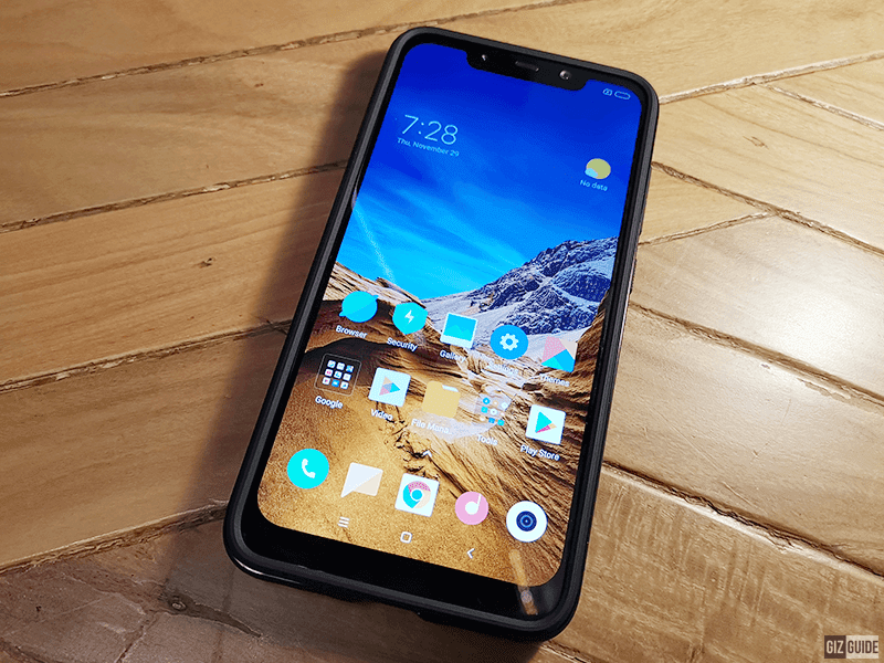 low priced 74058 c7630 Spigen Rugged Armor case for POCOPHONE F1 now available