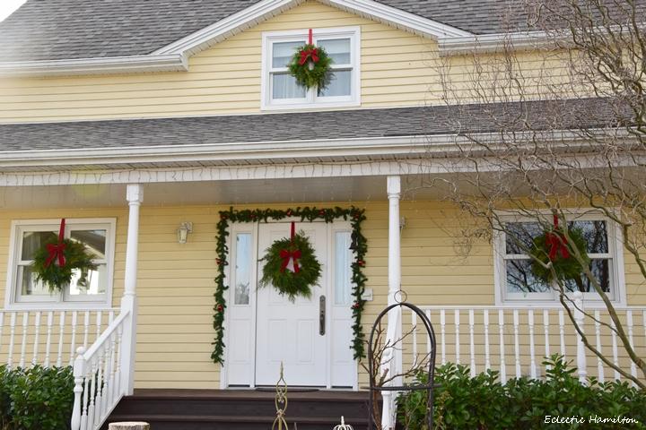 DIY-Kränze für Fenster und Haustüre - American Style - Eclectic ...