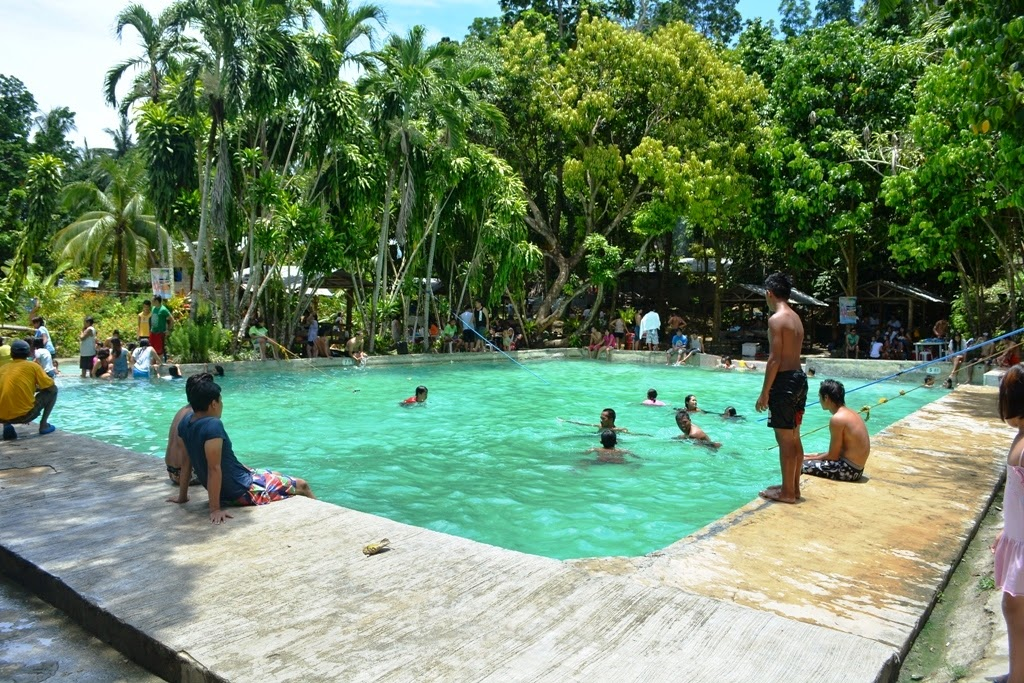 Mt Uragay Cold Spring Resort Adult Pool