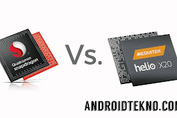 Perbandingan Smartphone Dengan Chipset Mediatek atau Snapdragon, Mana Yang Lebih Baik ?