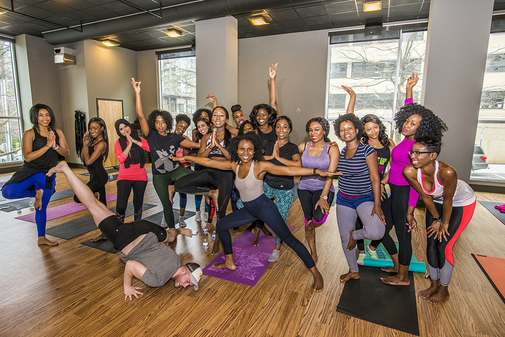 Titi's Passion Yoga Experience Recap