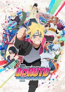 Boruto: Naruto Thế Hệ Tiếp Theo Tập 56
