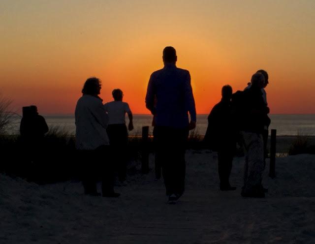 Langeoog, Nordsee, Ostfriesland, Watt, Meer, Strand, Sonnenuntergang am Meer