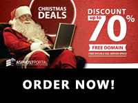 Cheap, Best and Trustable ASP.NET 5 Hosting - Christmas Eve Hosting Deals