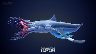 Subnautica Below Zero iPhone Wallpaper