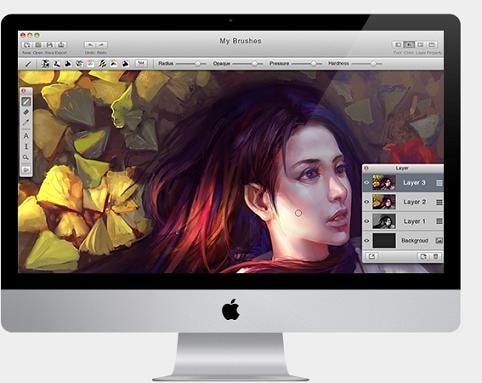 أفضل تطبيقات الرسم الرقمي لنظام التشغيل Mac