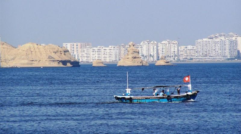 File:Clifton Oyster Rocks Karachi.svg