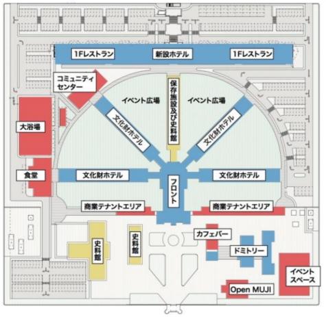 Transformarán una antigua prisión infantil en un hotel temático en Japón