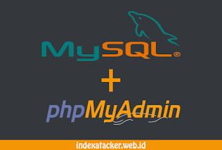 Cara install mysql dan phpmyadmin - indexattacker.web.id
