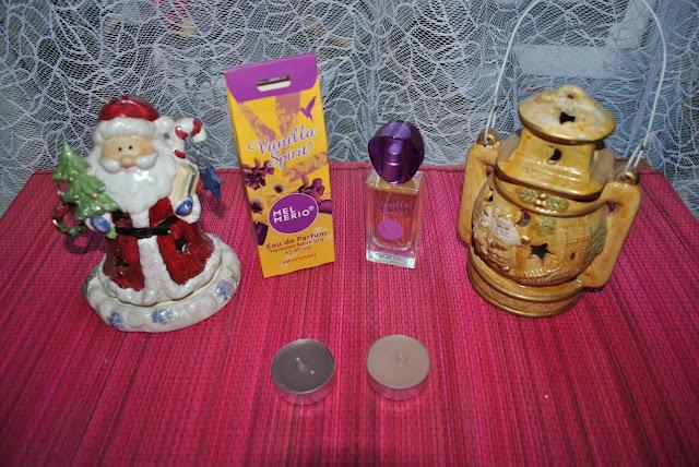 santa claus latarenka mel brilo perfum waniliowy merry christmas