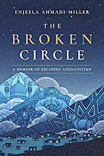 Broken Circle by Enjeela Ahmadi-Miller