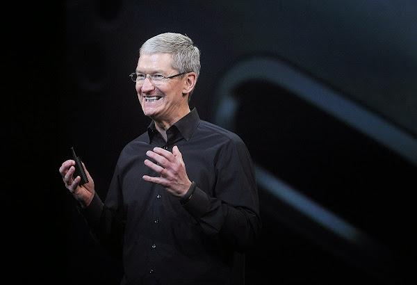 iPhone銷售成長史上最差,庫克:仍看好中國