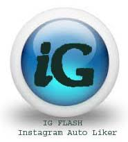 IG Flash APK is instagram auto Liker APK
