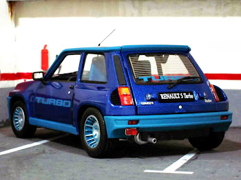 Renault 5 Turbo '80 - Universal Hobbies