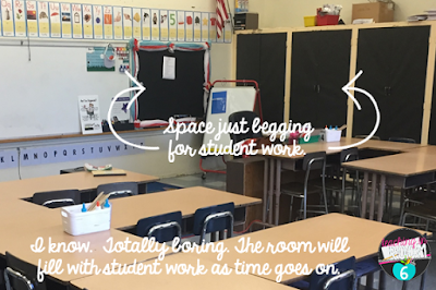 Getting the classroom ready for the first day of school shouldn't be stressful.