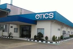 Loker Operator Produksi Cikarang PT Otics Indonesia EJIP Cikarang