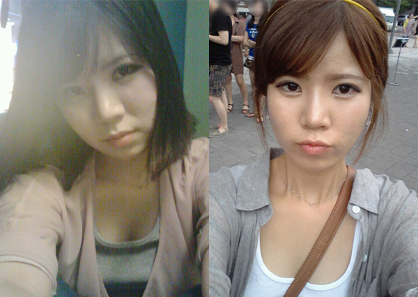 짱이뻐! - Got Softer Image After Korean Celebrities Eye Plastic Surgery