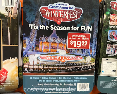 Enjoy Christmas and the holidays at Great America WinterFest