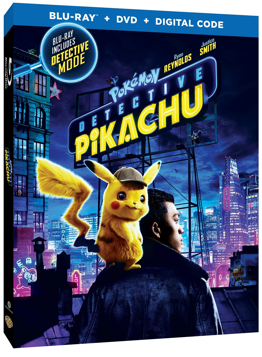 Pokémon Detective Pikachu 2019 Daul Audio BRRip 1080p 800Mb HEVC x265