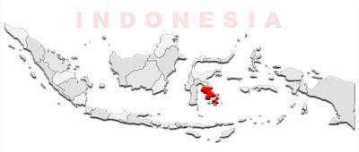 image: Southeast Sulawesi Map location