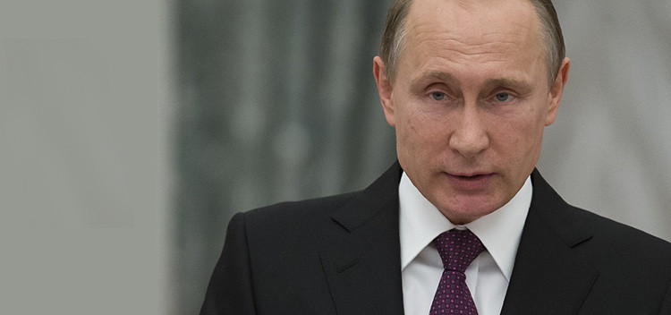 Vladimir Putin, Si Tangan Besi dari Rusia | Naviri Magazine