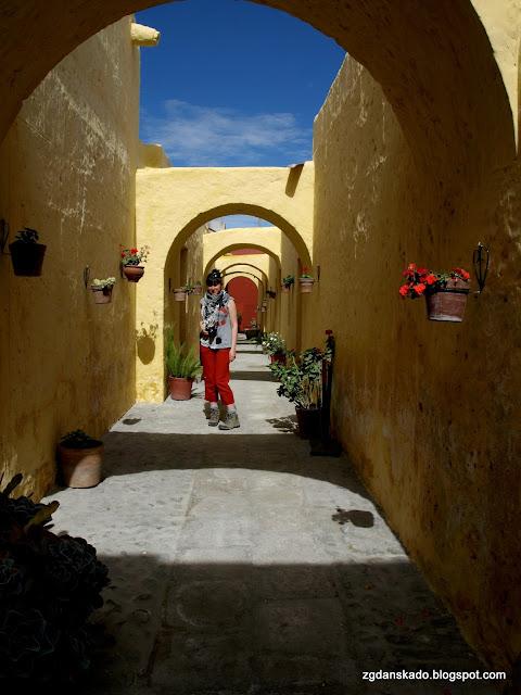 Arequipa - Convento de Santa Teresa