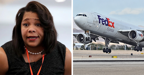 Ramona Hood, first Black woman CEO at FedEx