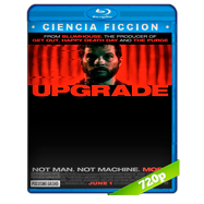 Upgrade: Máquina asesina (2018) BRRip 720p Audio Dual Latino-Ingles