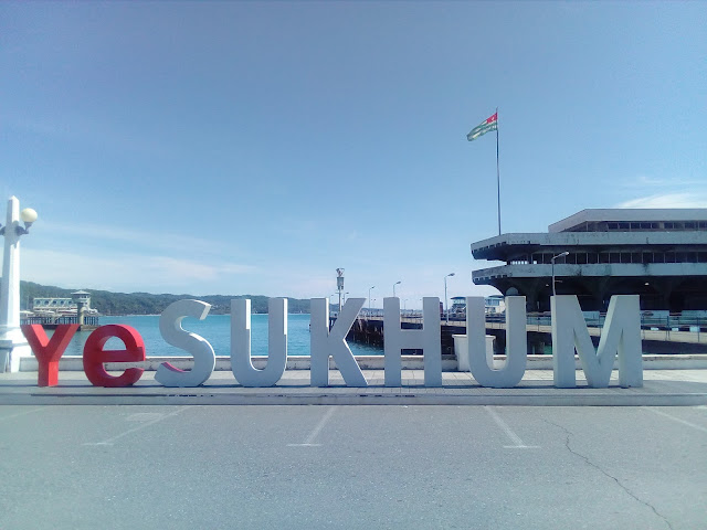 Sujumi es la capital de Abjasia