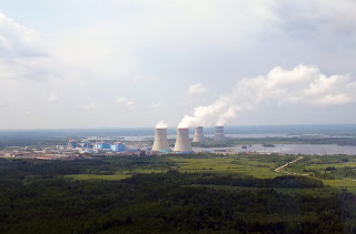 The electricity sector of Kosovo relies on coal-fired power plants (97%) and is considered one of the sectors with the greatest potential of development.  (Photo Credit: IAEA Imagebank via Flickr) Click to Enlarge.