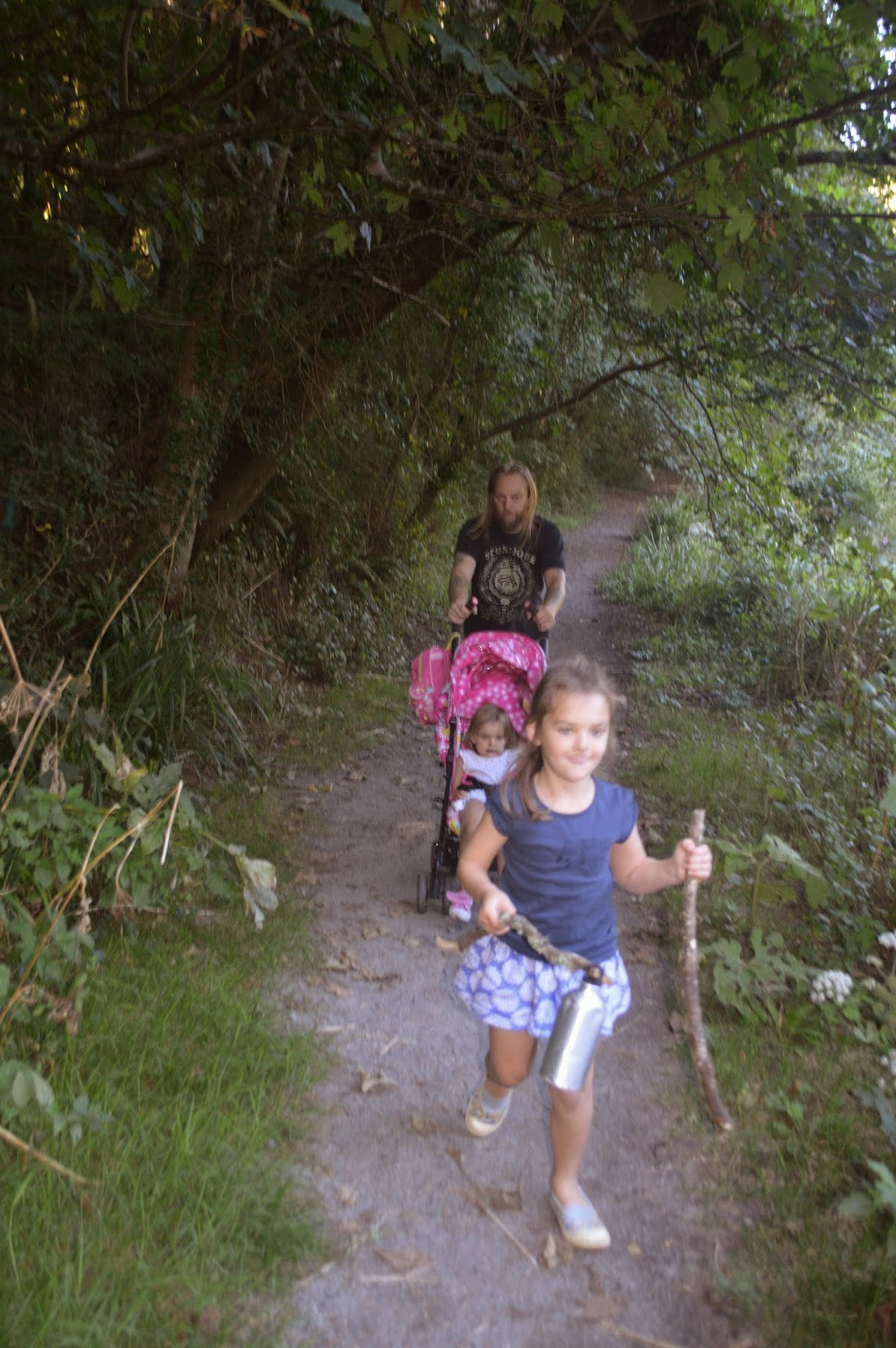 , The Magic of Monk Haven- family fun