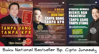 Buku Bestseller Cipto Junaedy