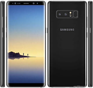 Galaxy Note8 Qualcomm