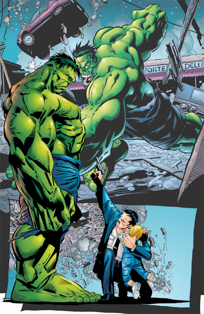 hulk smash comic