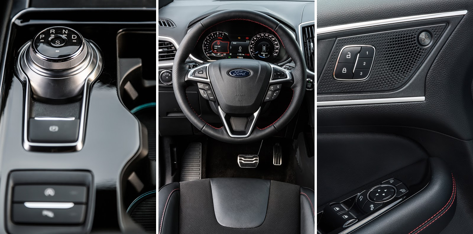 Heated Steering Wheel With Harmonious High Quality Materials And Cutting Edge Design The Spacious New Edge Interior Exudes A Premium Feel
