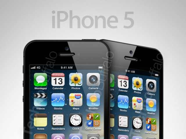 All iPhone 5 Rumors With Images And [ Video ]