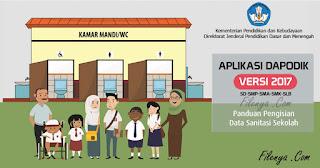 Buku Panduan Pengisian Data Sanitasi Sekolah di Aplikasi Dapodik