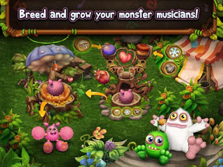 My Singing Monsters Dawn Of Fire Apk v1.8.1 Mod (Unlocked)