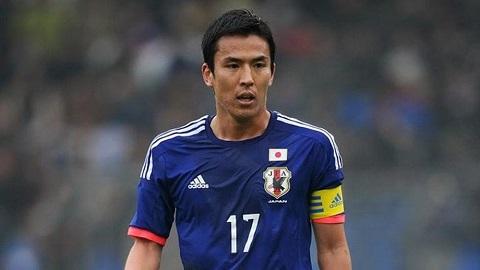 Hasebe từng là cầu thủ xuất sắc nhất Urawa