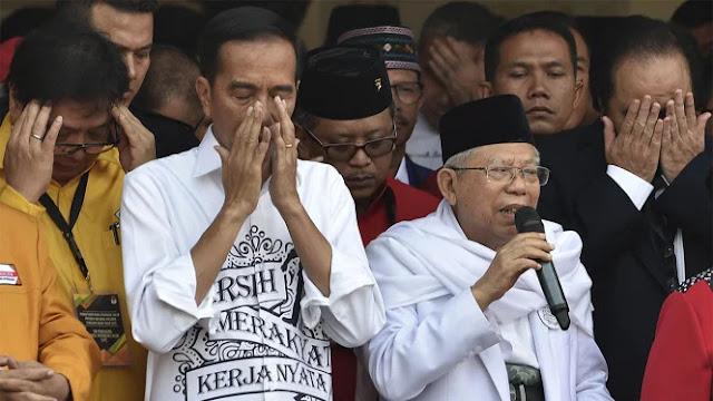 """Pemilihan Diksi """"Dajal"""" Bisa Turunkan Elektabilitas Jokowi-Ma'ruf"""