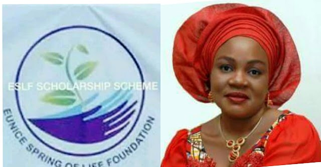 ESLF TO FACILITATE UTME REGISTRATION FOR THE BENUE GIRL CHILD