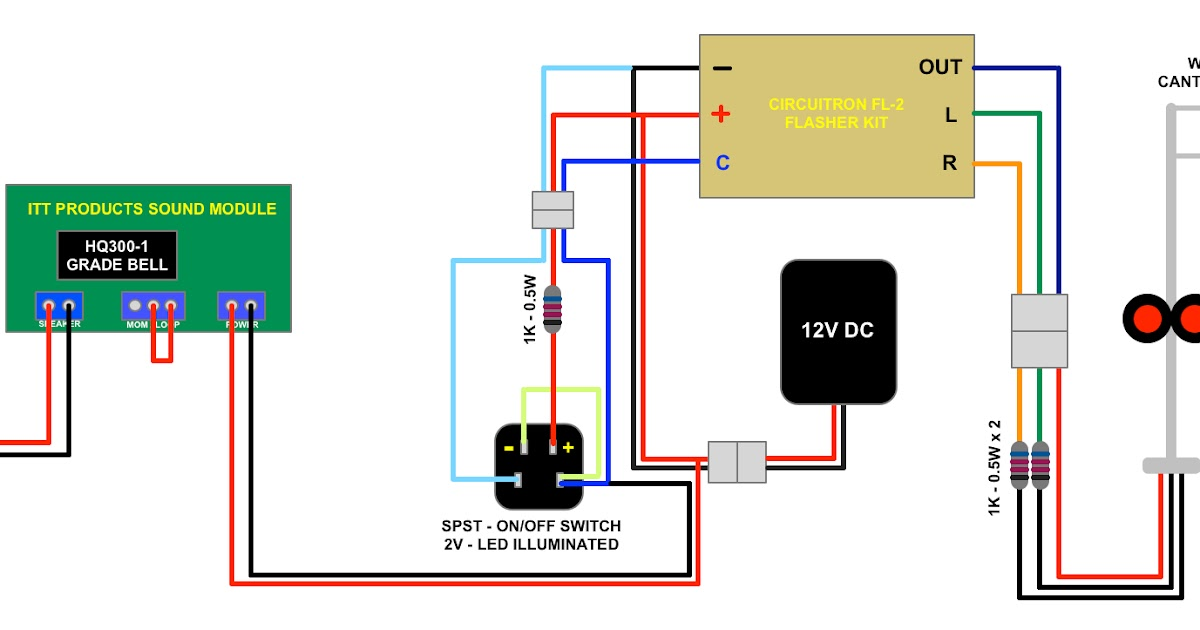 Diagram As Well 3 Wire Flasher Wiring Diagram On Wiring Diagram