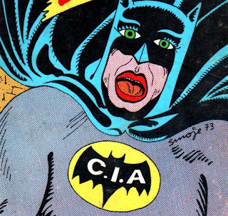 Sobre Batman en Chile, de Enrique Lihn Por Luciano Alonso