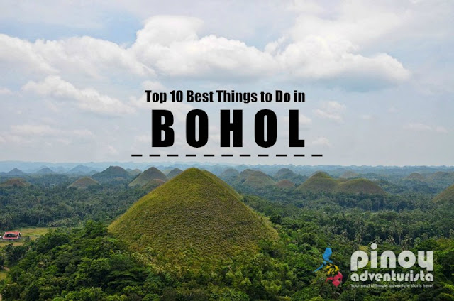 Bohol Travel Guide Top Best Things to do in Bohol Philippines
