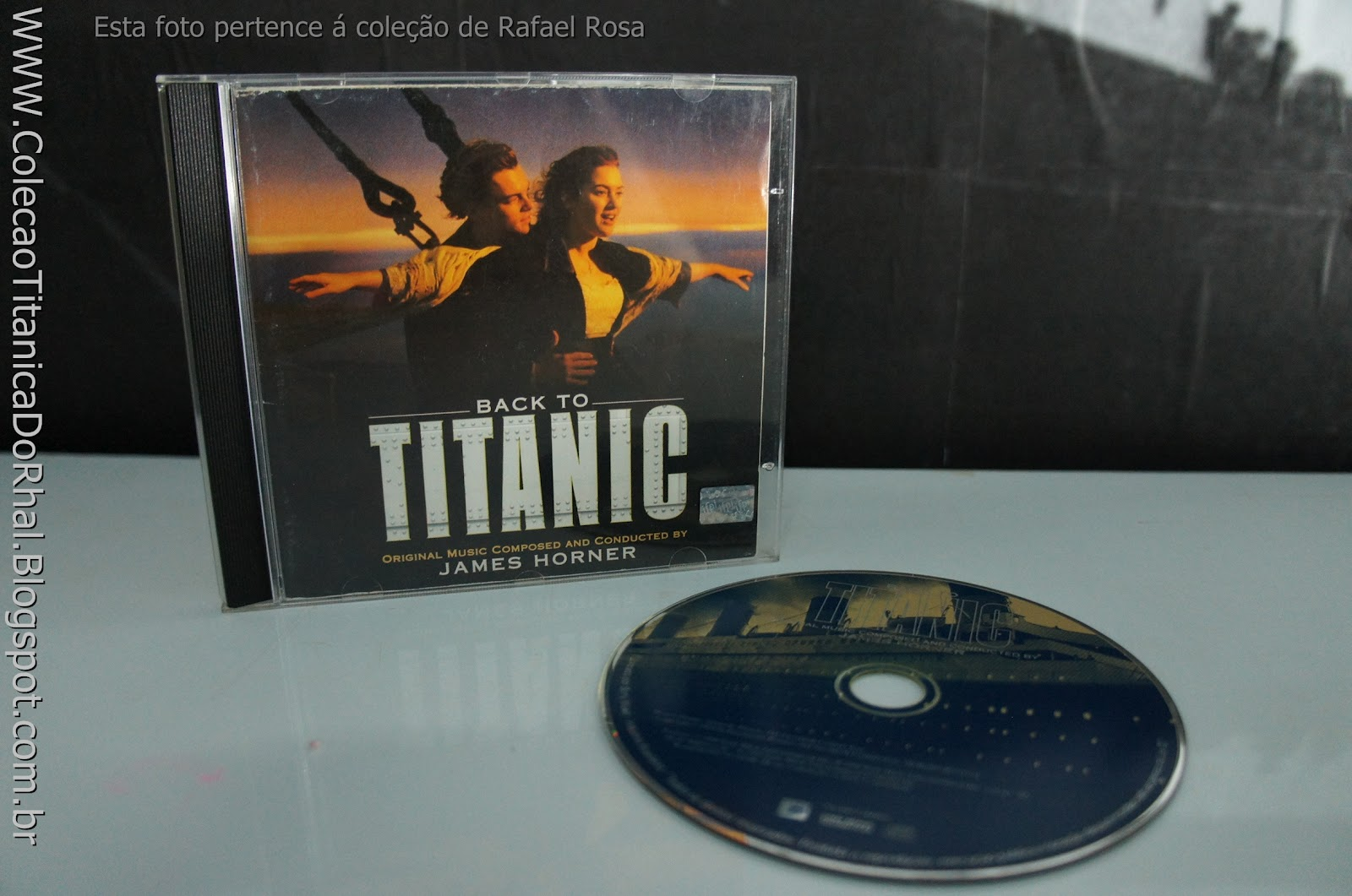Titanic Third Class Menu Cd Back To Titanic A Cole 231 227 O Tit 226 Nica Do Rhal