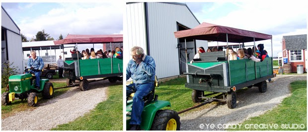 hayrides for kids
