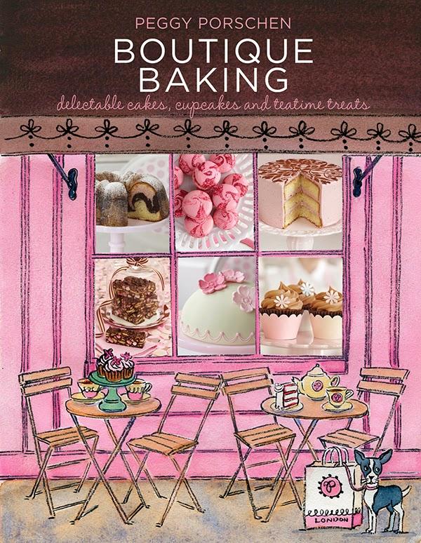Boutique Baking book by Peggy Porschen