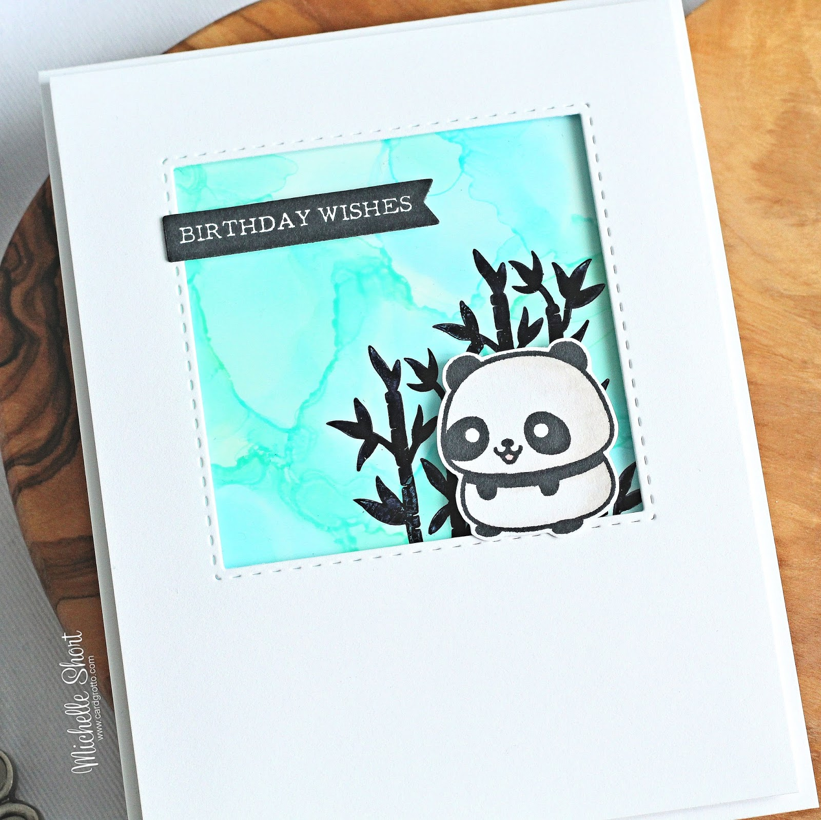 The Card Grotto: March 2018